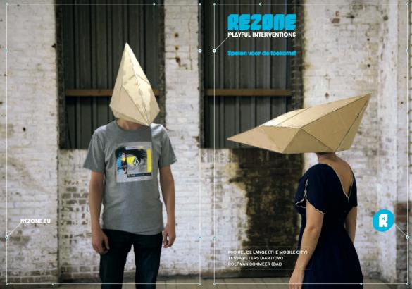 Rezone Playful Interventions - Spelen voor de toekomst